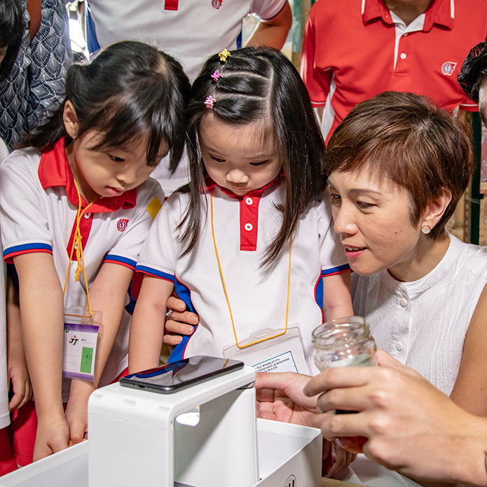 PCF Sparkletots to Upscale Experiential Learning Experience For Children
