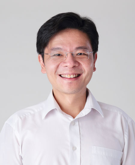Mr. Lawrence Wong Shyun Tsai