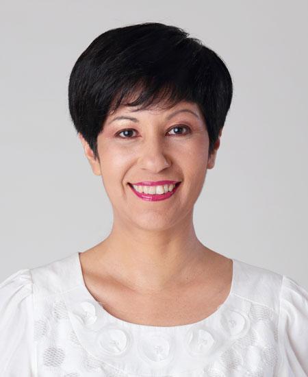 Ms. Indranee Thurai Rajah