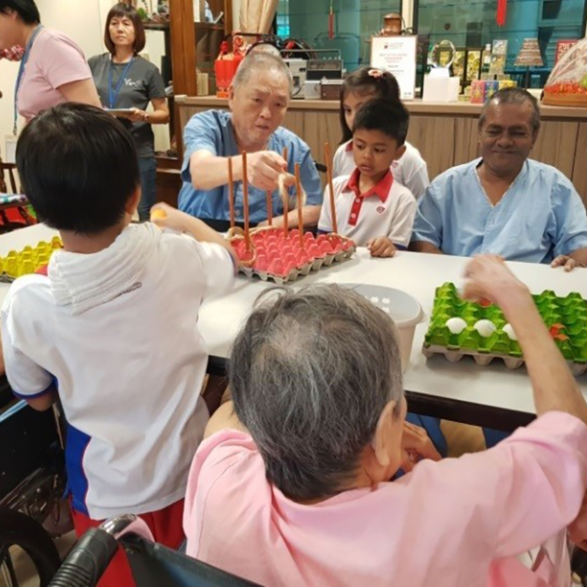 Intergenerational Care Project