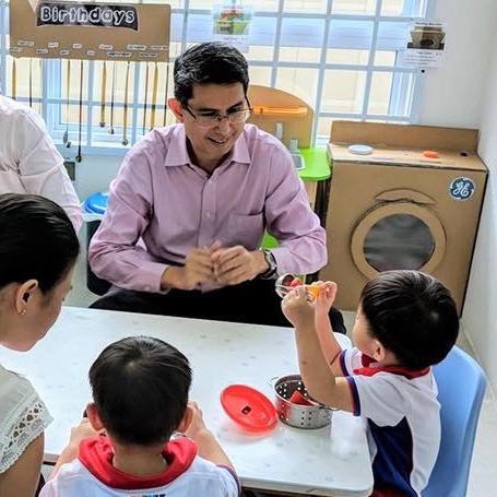 Abecedarian-Based Child Development Kids Programme