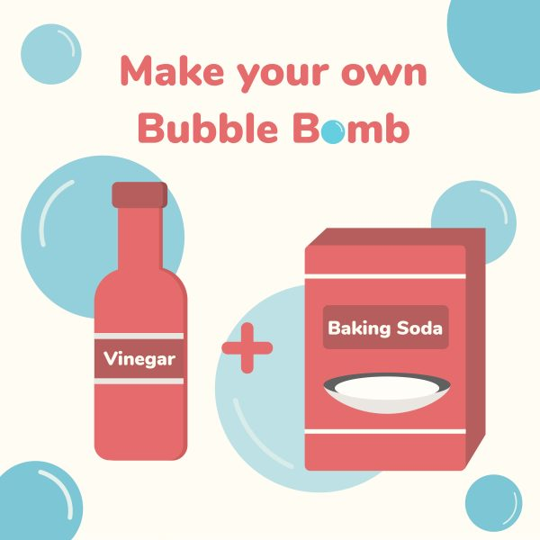 Make your own Bubble Bomb